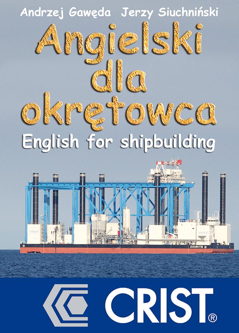 Ukochany Angielski dla okrętowca Księgarnia Oficyna Morska #LP-54
